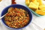 Spicy Black-Eyed PeaSoup