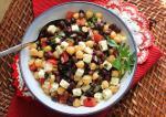 Mediterranean Chickpea Salad(Balela)