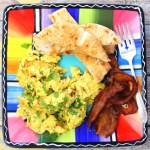 Akuri Scrambled Eggs #BrunchWeek