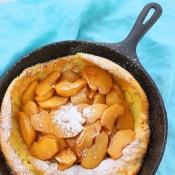 Cinnamon-Apple Dutch Baby