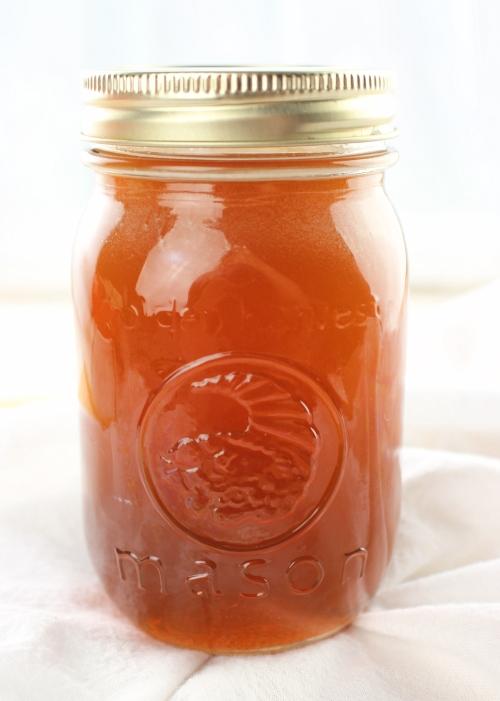 Honeysuckle Syrup