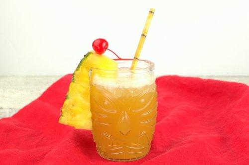 Pineapple Mai Tai